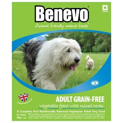 BENEVO Grain Free Vegitable Feast